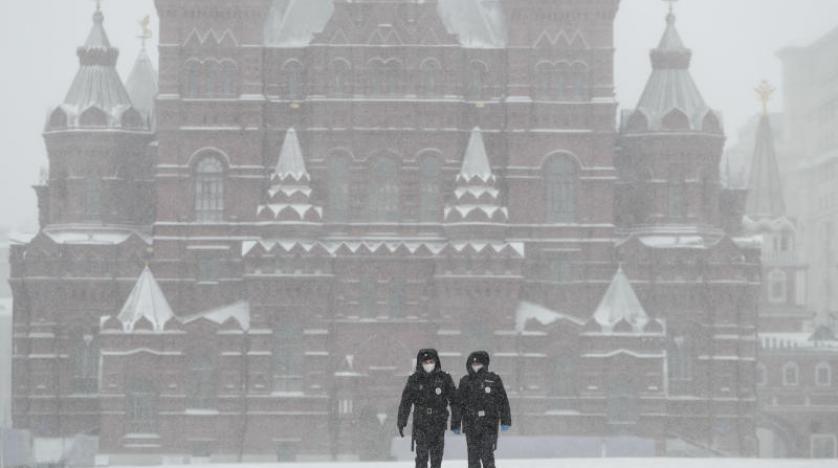"""في أكبر زيادة يومية.. روسيا تسجل 500 إصابة جديدة بـ """"كورونا"""" ووفاة 18 مريضاً"""