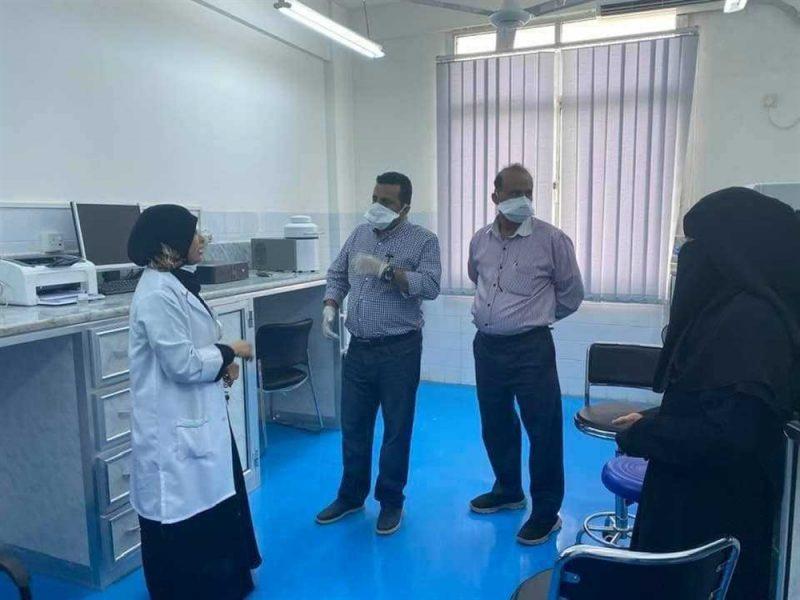 الحكومة تنفي ادعاءات المليشيا وتؤكد صلاحية أجهزة فحص كورونا في عدن