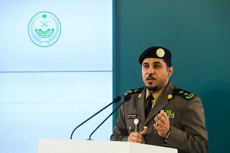 تصريحات جديدة لمتحدث وزارة الداخلية السعودية بخصوص منع التجول أيام العيد