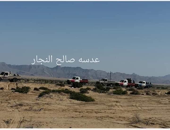 """معسكر """"ابو موسى"""".. أكبر معسكرات الانتقالي في ابين تحت سيطرة الجيش الوطني"""