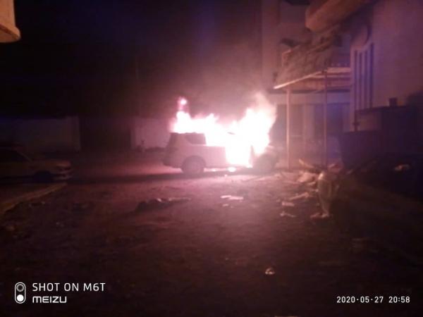 نجاة مسؤول عسكري من محاولة اغتيال بالعاصمة المؤقتة عدن