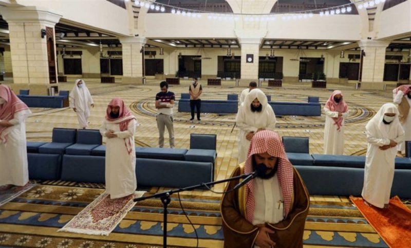 إعادة فتح عدد من مساجد السعودية بعد أكثر من شهرين من الإغلاق