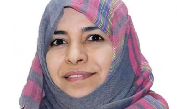 وفاة طبيبة العيون الدكتورة آمال نعمان الذبحاني بسبب فيروس كورونا في صنعاء