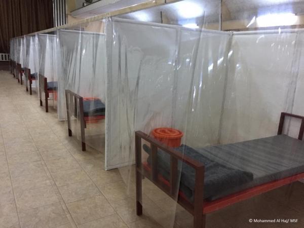 منظمة دولية تعلن نفاذ السعة السريرة في عدن بسبب الزيادة في حالات كورونا