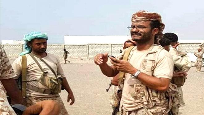 فرار القيادي في مليشيات الامارات عبداللطيف السيد والجيش الوطني يسيطر على معسكر الحراري