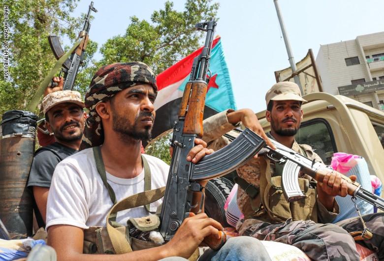 منظمة سام تدين انتهاكات المجلس الانتقالي في عدن.. وتطالب بسرعة الافراج عن الدكتور القباطي