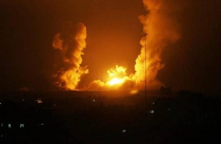 العراق.. صاروخ موجه يستهدف قاعدة عسكرية تضم جنود أمريكيين قرب العاصمة بغداد