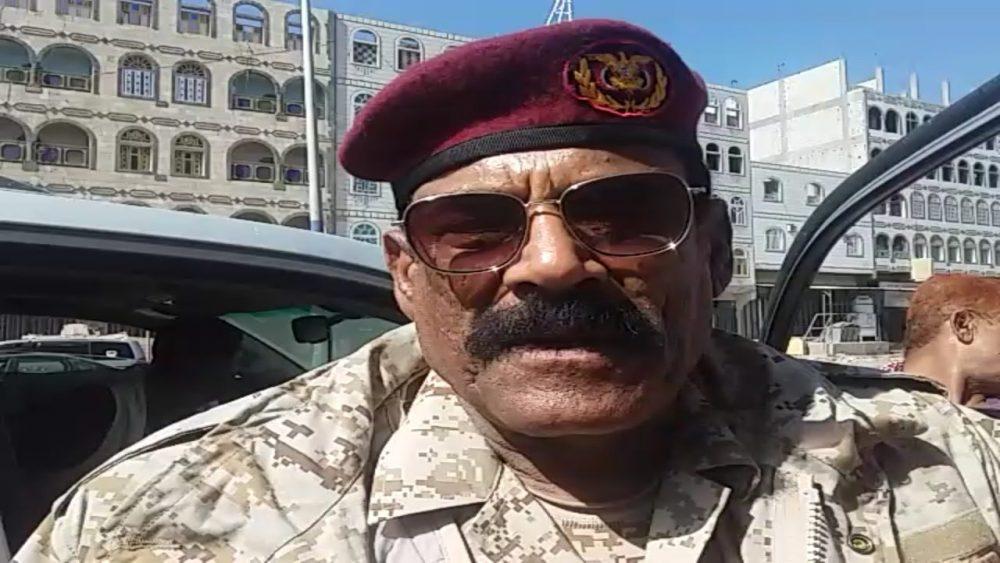 """انباء عن اصابة اللواء ثابت جواس في مواجهات أبين """"تفاصيل"""""""
