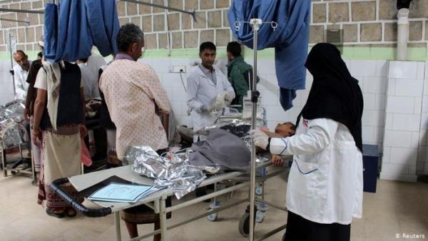 منظمة دولية تعلن دعم 32 منشأة صحية في اليمن