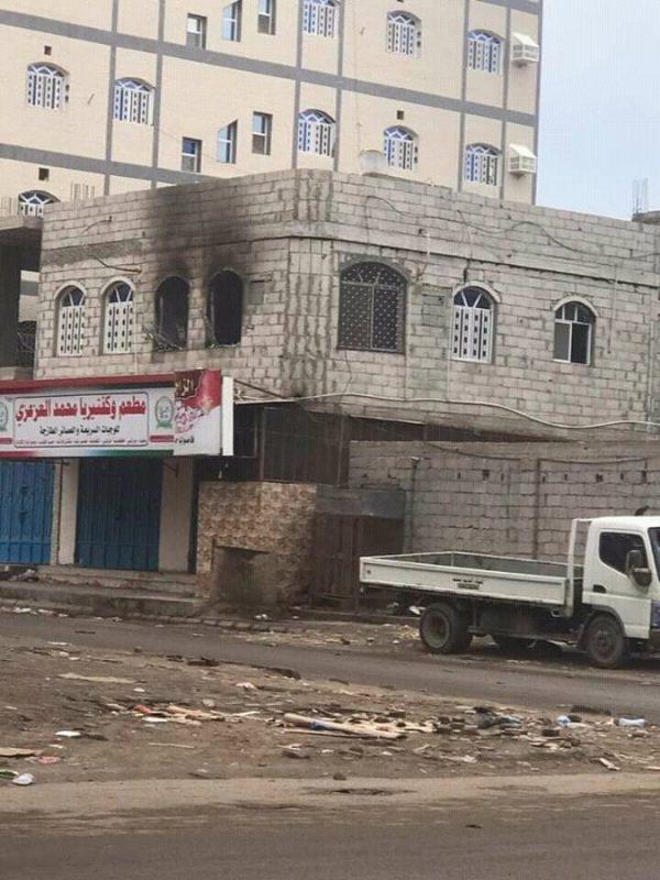 وفاة طفلة في العاصمة المؤقتة عدن متأثرة باصابتها برصاص مليشيات الانتقالي يوم امس الجمعة