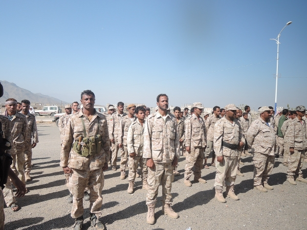 UAE-backed STC begins recruiting-campaign to form new military brigades