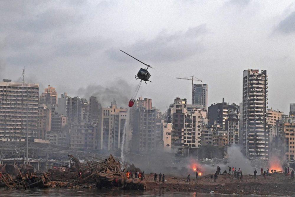 ليست بيروت وحدها المنكوبة.. لبنان يفقد 70 في المئة من قدرته الاقتصادية