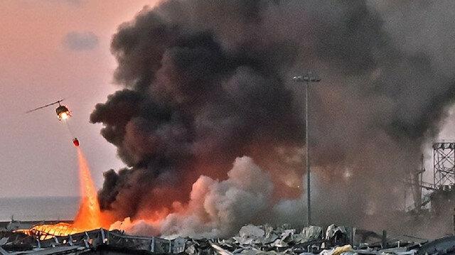 """قالت إن لبنان يواجه """"مأساة ثلاثية"""".. الأمم المتحدة تدعو إلى تحقيق مستقل في انفجار بيروت"""