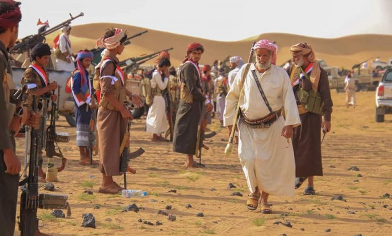 Houthis launch offensive against Marib from three axes and conflict is raging
