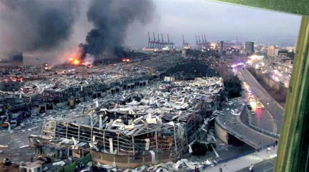 تحقيق يكشف عن مالك سفينة نترات الأمنيوم التي فجرت مرفأ بيروت