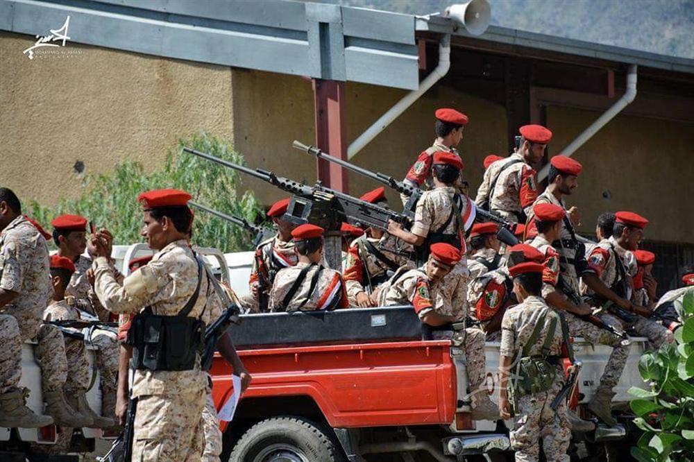 الشرطة العسكرية في تعز تعتزم إنشاء منطقة أمنية في التربة لإسناد عمل الأجهزة الأمنية