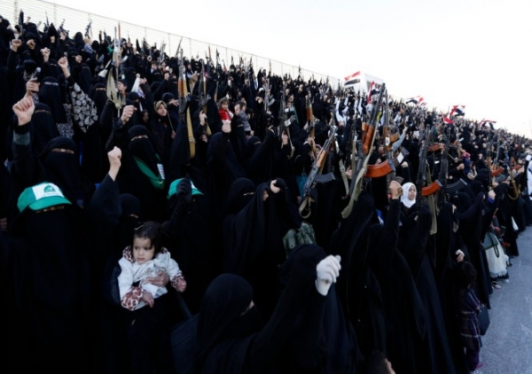 UN Panel of Experts reveals the Houthis' recruitment of children and teenage girls to work in their ranks