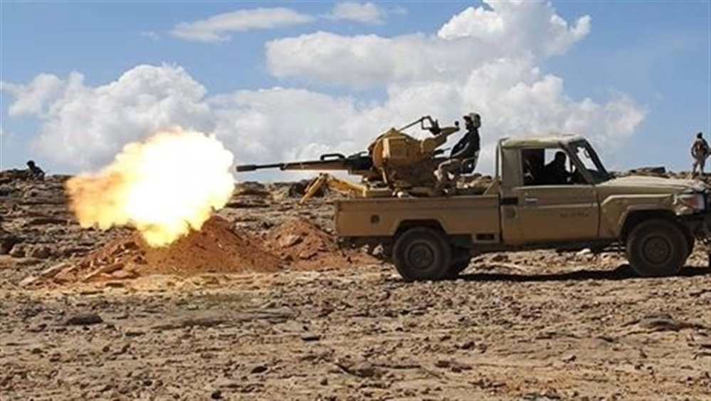 قوات الجيش تستعيد عدد من المواقع في ماهلية بمأرب