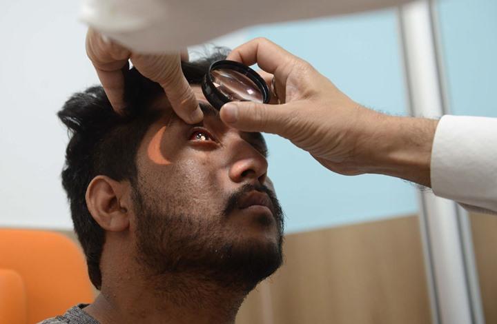 التهاب العين.. الأعراض والأسباب وطرق العلاج