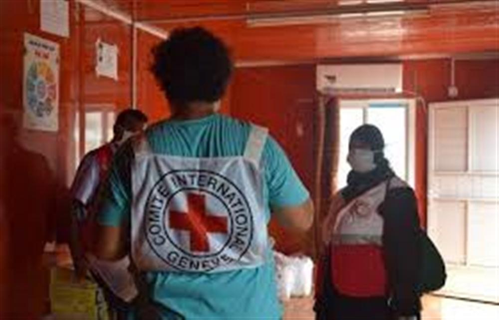 منظمة دولية تفتتح مركز لعلاج كورونا في عدن