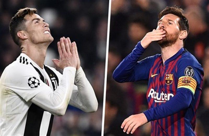 قرعة بطولة دوري أبطال أوروبا توقع رونالدو وميسي في مواجهة مبكرة