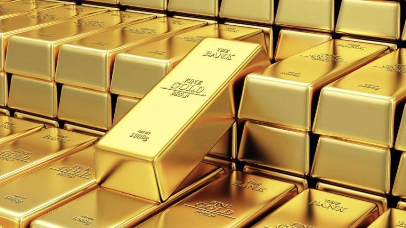 تراجع أسعار الذهب بفعل بيانات أمريكية متفائلة وارتفاع عوائد السندات