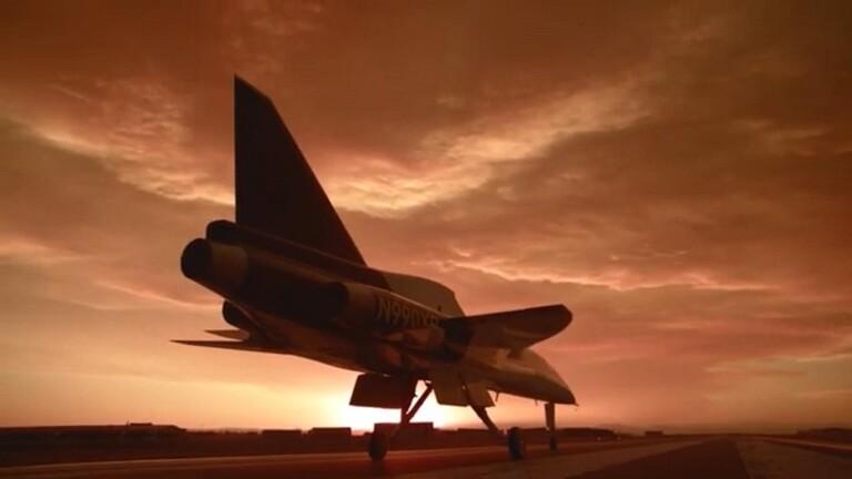 """شركة امريكية تكشف النقاب عن """"طائرة الركاب الأسرع من الصوت"""""""