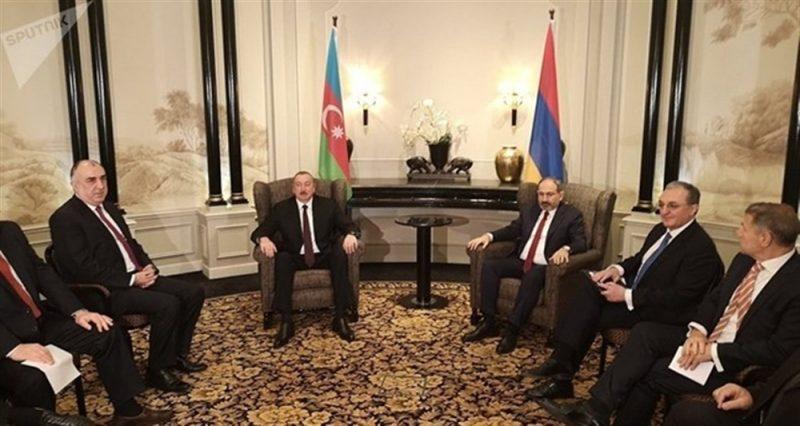 إجتماع بين وزراء خارجية أرمينيا وأذربيجان في روسيا للتفاوض