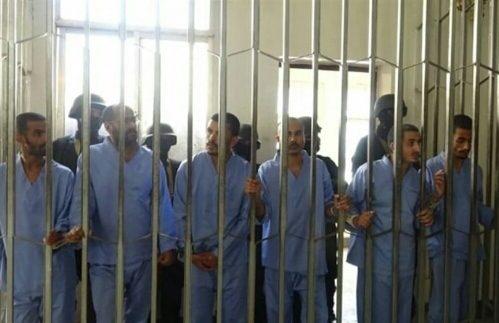 """صدور الحكم في قضية عبدالله الاغبري .. إعدام 5 مدانين وسجن السادس """"الأسماء والتفاصيل"""""""