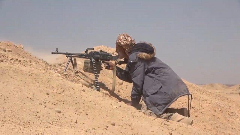 مصرع وإصابة عدد من عناصر مليشيا الحوثي بنيران قوات الجيش في مأرب