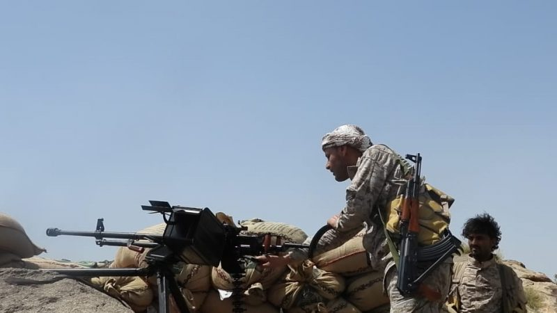 قوات الجيش تحبط محاولة تسلل لمليشيا الحوثي في البيضاء