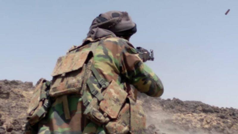 مصرع عدد من عناصر مليشيا الحوثي بكمين محكم لقوات الجيش غربي مأرب