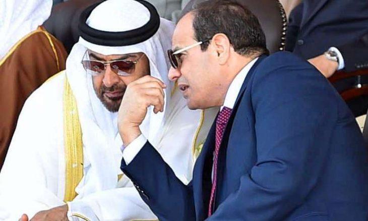 تصاعد الخلافات المصرية الإمارتية.. كثيرة هي الملفات التي باعدت بين السيسي وابن زايد