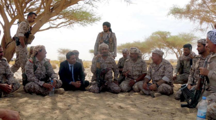 الجيش الوطني ورجال القبائل  يكبّدون الميليشيات الحوثية مئات القتلى