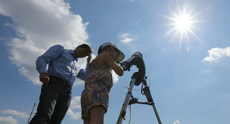 علماء الفلك.. روسيا على موعد مع ظاهرة فلكية فريدة