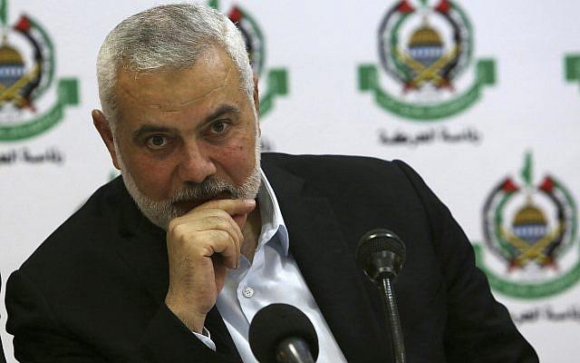 اسماعيل هنية: المقاومة تدافع على الشعب الفلسطيني ومقدساته وتصد العدوان