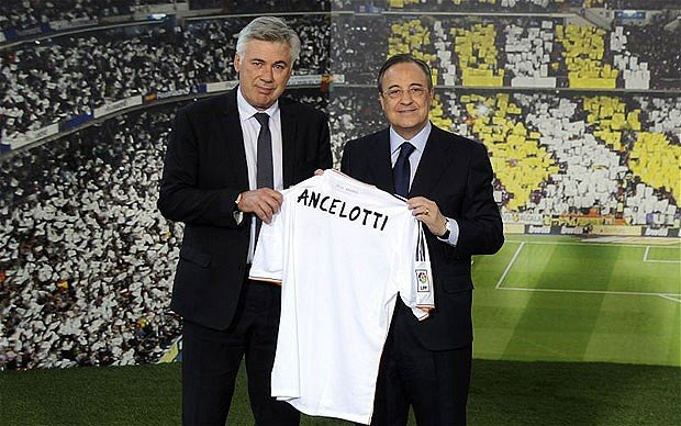 هل يعود أنشيلوتي لتدريب ريال مدريد