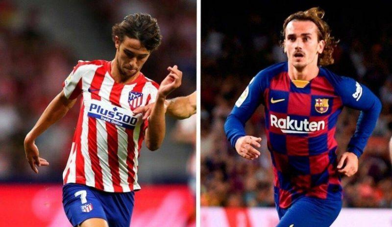 مقابل جواو فيليكس .. هل يعود غريزمان إلى اتلتيكو مدريد