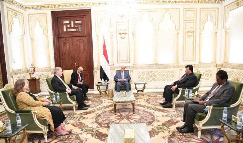 رئيس الجمهورية يؤكد على متانة وعمق العلاقات مع الولايات المتحدة