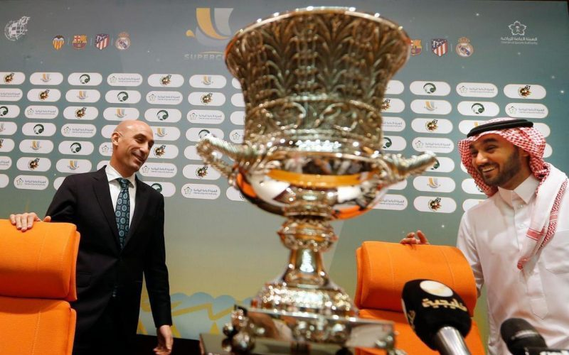 كلاسيكو جديد .. تعرف على موعد انطلاق مباريات كأس السوبر الاسباني وهل ستقام في السعودية؟