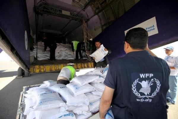 الأغذية العالمي يعلن زيادة حجم المساعدات في بؤر الجوع باليمن وعودة صرفها شهريا