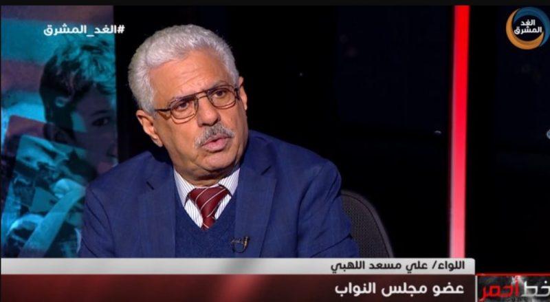 علي مسعد اللهبي .. نائب برلماني كارثة