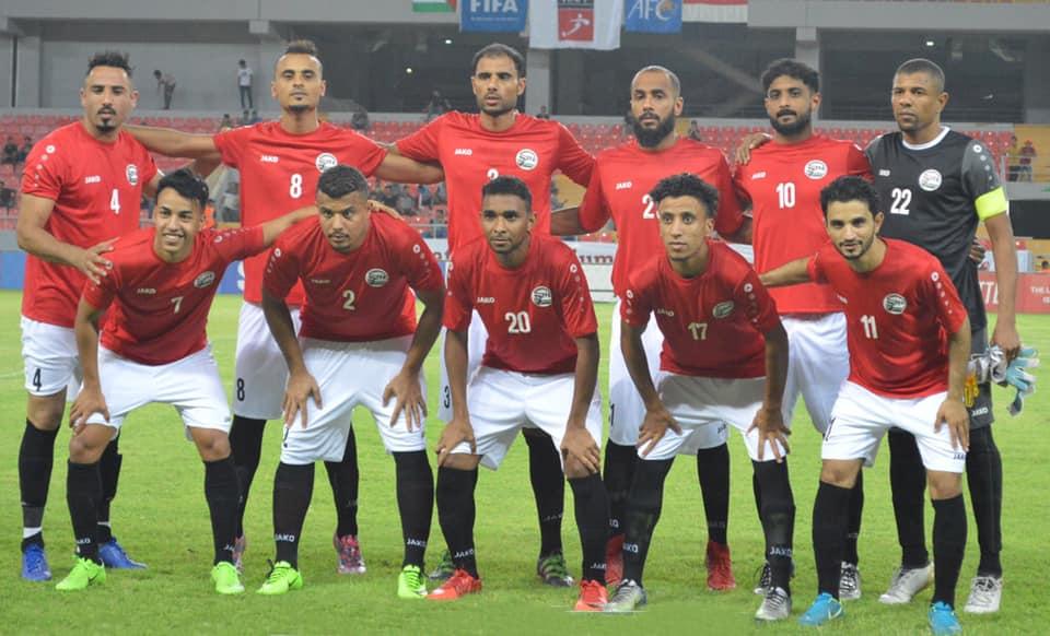 موعد وقنوات نقل مباراة المنتخب اليمني ضد السعودية في تصفيات كأس العالم