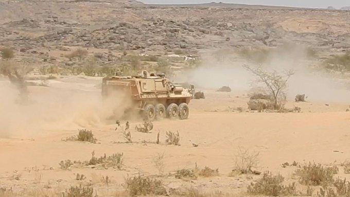 الجوف.. الجيش الوطني يكسر هجوما للحوثيين في جبهة الخنجر